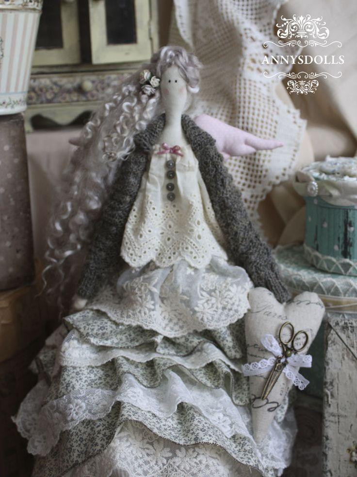 Annysdolls.com: Портфолио.  Куклы Тильда, продажа кукол Тильда в Бресте.  Тильды в Бресте.