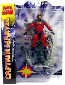 Marvel Select Action Figure/Capitão Marvel