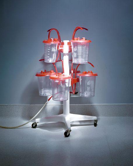 Red Liposuction Machine (Cara Philipps)