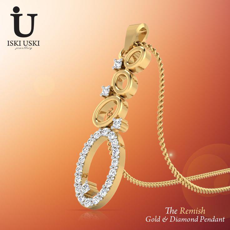 Buy Designer Women Pendant Online in IndiaHere can also get attractive discount on all jewellery items.!!#Pendants #DiamondPendants #IskiUski #Diamond