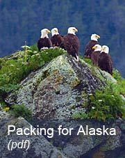 Packing for Alaska. #PackingTips