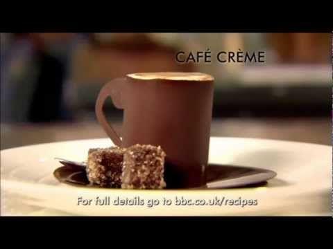 Raymond Blanc - Cafe Creme Dessert
