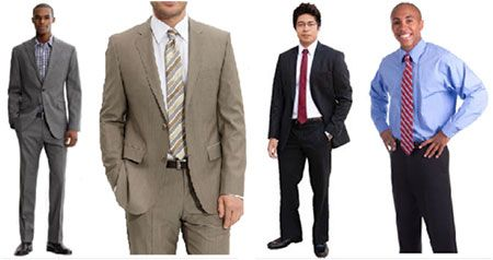 Appropriate Interview Attire for Men | Interview/Job ...
