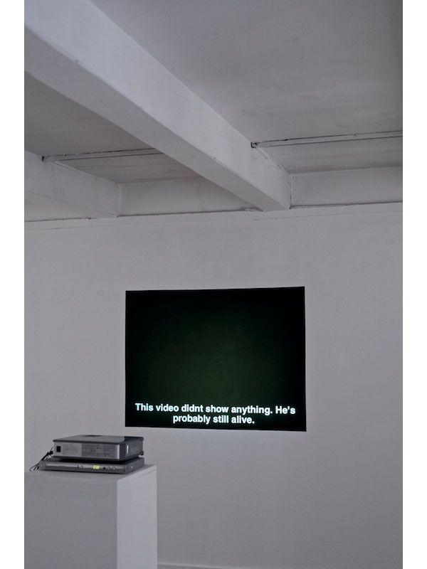 Untitled Black Video