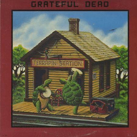 The Grateful Dead - Terrapin Station
