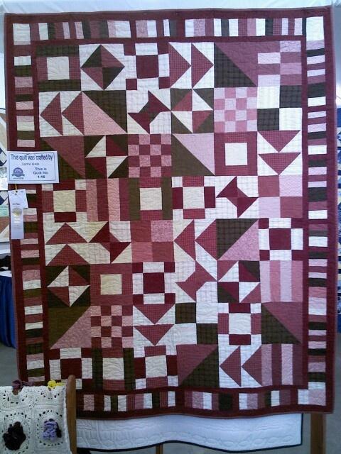 Quilt -My own design