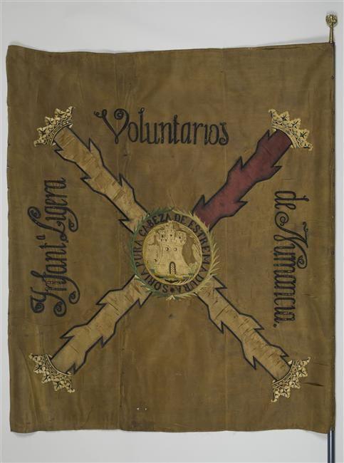 Drapeau d'infanterie espagnol Réunion des Musées Nationaux-Grand Palais -