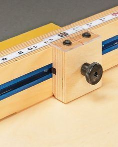 Ultimate Crosscut Sled   Woodsmith Plans