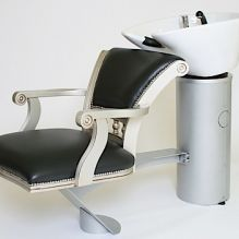 OMG have you seen the price of back wash chairs - this is cheap at £885 - Salon Backwash Units | Washpoints, Chairs & Units | Salon Supplies #HairSalonSupplies