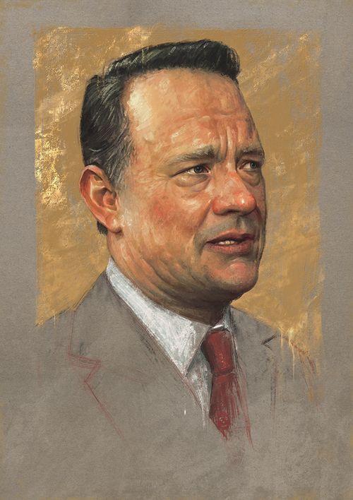 Sam Spratt, Tom Hanks