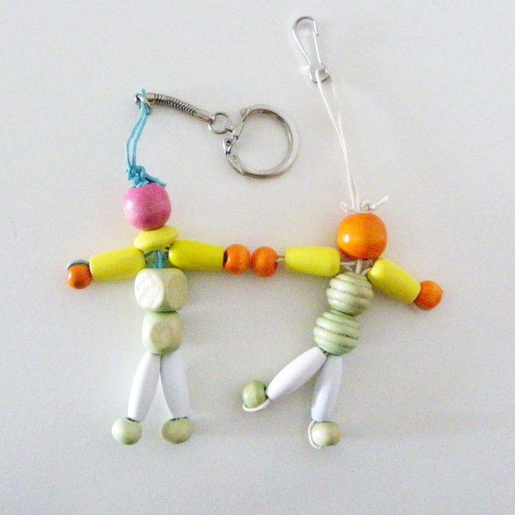 Pour les petits et les grands qui aiment les perles , les loisirs créatifs, nous allons réaliser un joli bonhomme en perles. Vous pourrez associer les perles que vous désirez selon votre goût . Chaque bonhomme sera différent selon la couleur ou la forme des perles employées. Votre imagination , vous emportera vers la création.
