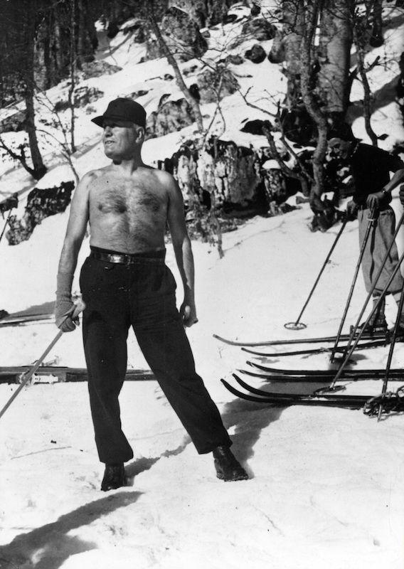 Mussolini 1937