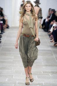 Ralph Lauren Spring 2009 Ready-to-Wear Collection - Vogue