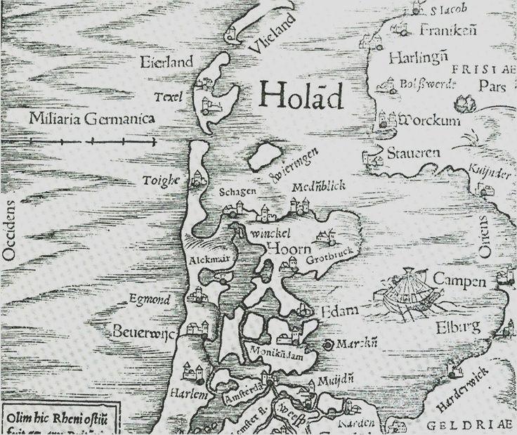 Holland ca 1500