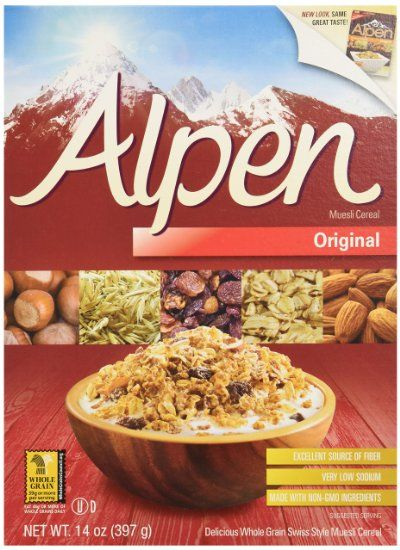 alpen cereal in the 1970s - Google Search