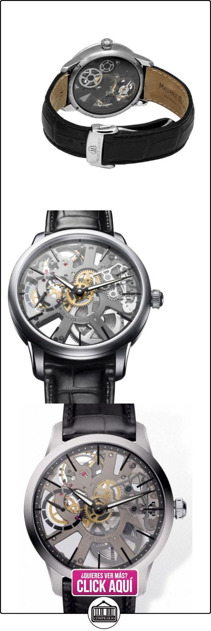 Reloj Maurice Lacroix caballero MP7138-SS001-030  ✿ Relojes para hombre - (Lujo) ✿ ▬► Ver oferta: https://comprar.io/goto/B005HF2LNW