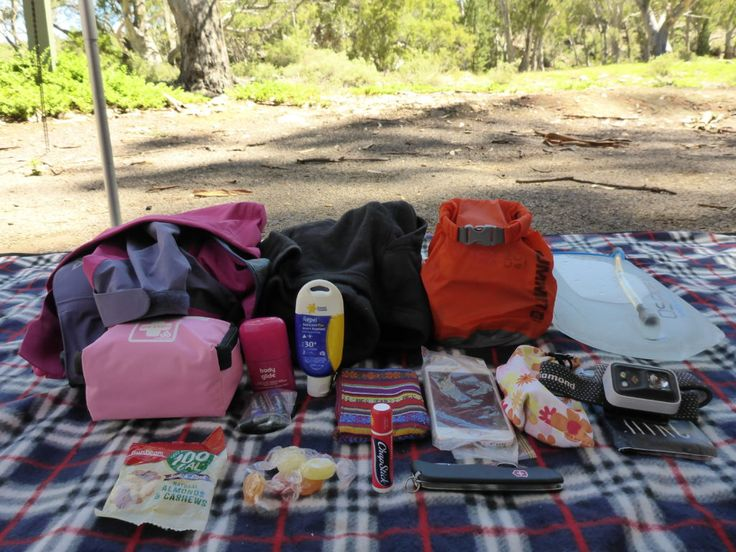 This is my ultimate day hike packing list including things I'd never leave without plus some extras depending on the type of day hike.