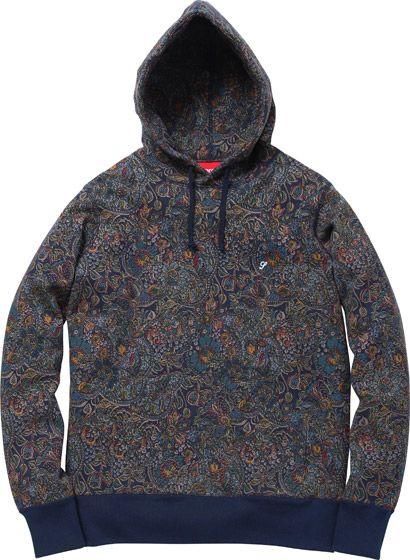 : Paisley Sweatshirts, Men Supreme Hoodie, Guys Hoodie, Prints, Products, Supreme Paisley