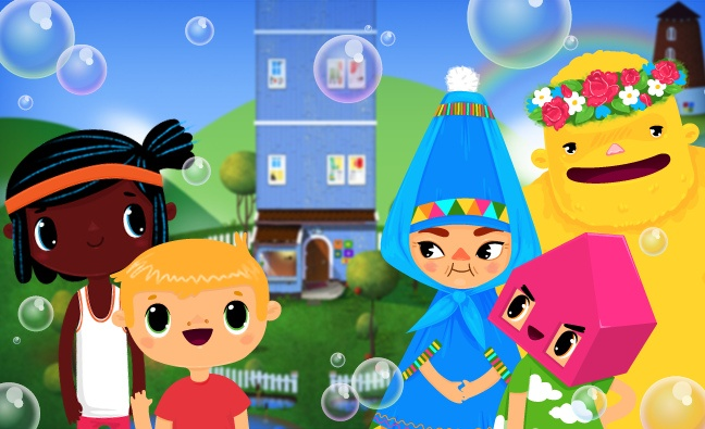 The Toca House characters by Toca Boca. http://itunes.apple.com/us/app/toca-house/id495680460?mt=8 #apps #kids #children #ipad #iphone