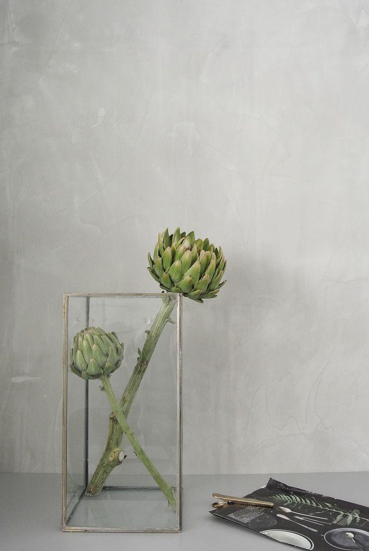the glass box - April and mayApril and may