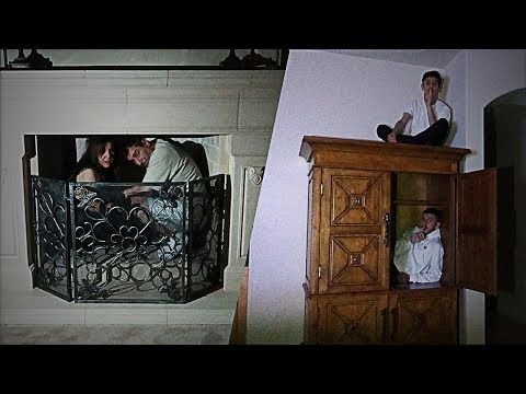 Scary Hide And Seek In The Dark New House Faze Rug Youtube In 2020 New Homes Scary The Darkest