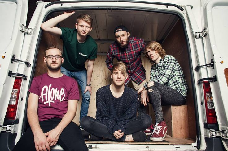 • as it is are amazing! I love their music and found them through Patty's YouTube <3 My little babies. •