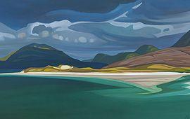 Seilebost View - Anna Dillon.