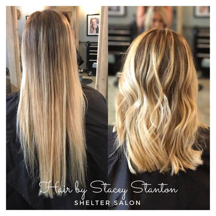 Cut & color by Stacey Stanton | Shelter Salon | Wichita, KS