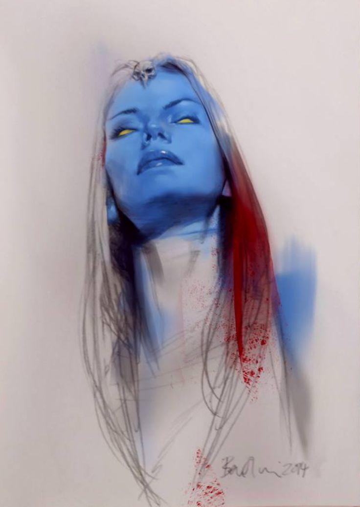 Mystique by Ben Oliver *