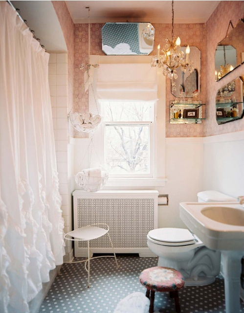 this would be a good way to do my bathroom
