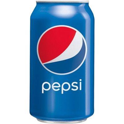 Pepsi Cola Soda 12pk 12 Fl Oz Cans Pepsi Pepsi Cola Soda
