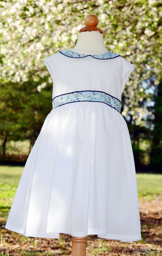 The Caroline Party Dress {Mouse House Creations} || sewn by Frances Suzanne