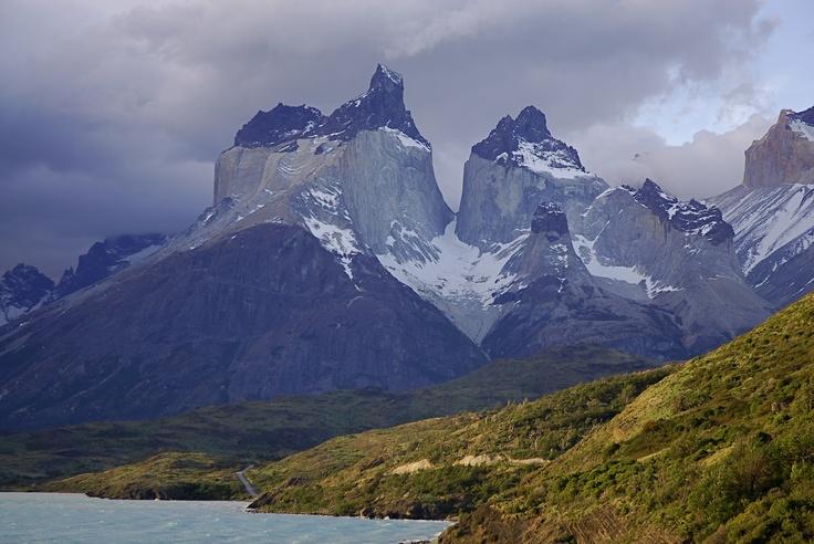 Torres del Paine, Chile | ... Paine y Lago Pehoe. Torres del Paine. XII Región de Magallanes. Chile
