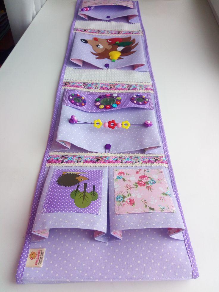 Кармашки для картинок детского сада