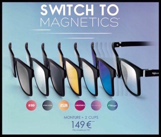 e19c07940cb7 Smart Tonic - Lunettes Evolutives - Alain Afflelou - VIDEO ...