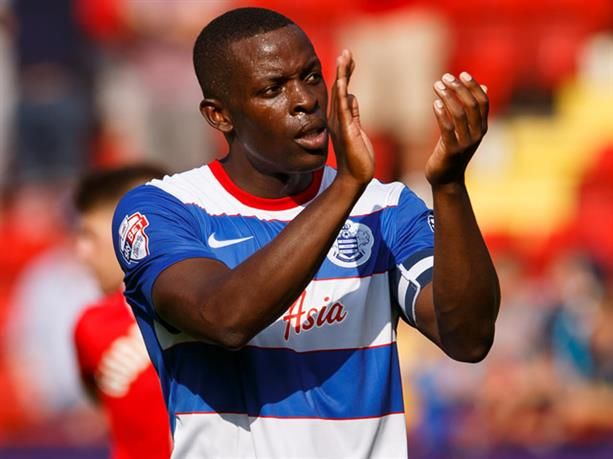QPR captain puts pen to paper on new 2 year QPR contract at Loftus Road 2nd Sept 2015 CHIEF!