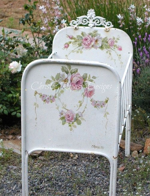 linxy-zn:  HP french baby bed June 2012 ~ C.Repasy | Shabby  on We Heart It - http://weheartit.com/entry/61375149/via/linxy_zn   Hearted from: http://pinterest.com/pin/439945457318842415/