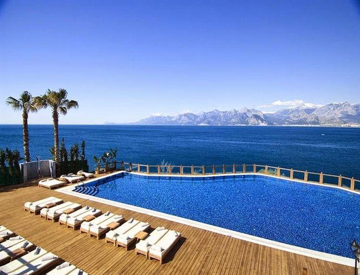 Voyage pas cher Turquie Ecotour au Ramada Plaza Antalya Hotel prix promo séjour Ecotour à partir 513,00 € TTC 8J/7N.