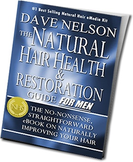 The Natural #Hair Health & Restoration Guide For Men