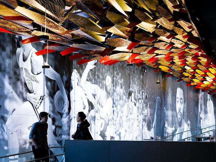 Clyde Frazier's | Installations | 3form