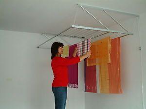 Schvink C     Deckentrockner Wäsche Wäscheständer Wäscheleine Trockner in Möbel & Wohnen, Haushalt, Wäsche, Wäscheständer   eBay