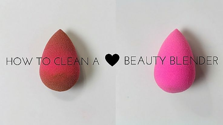 How to Clean a Beauty Blender DIY. This is WAY cheaper than the Beauty Blender Cleanser for $18 that doesn't even last long. This DIY Beauty Blender Cleanser is under $5!!! You can't beat that! Find out more at brittanyobarr.com