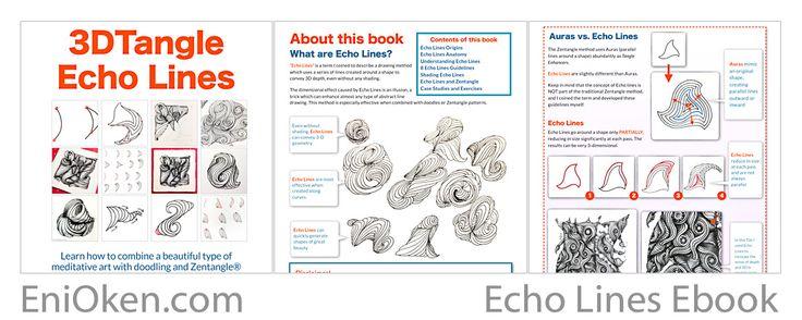 3DTangle: Echo Lines — The Creative World of Eni Oken