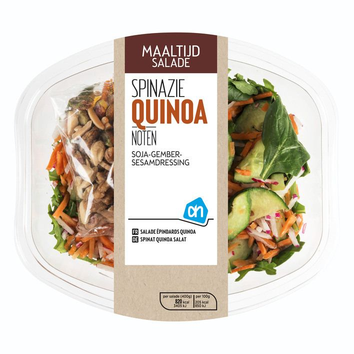 AH Maaltijdsalade quinoa noten