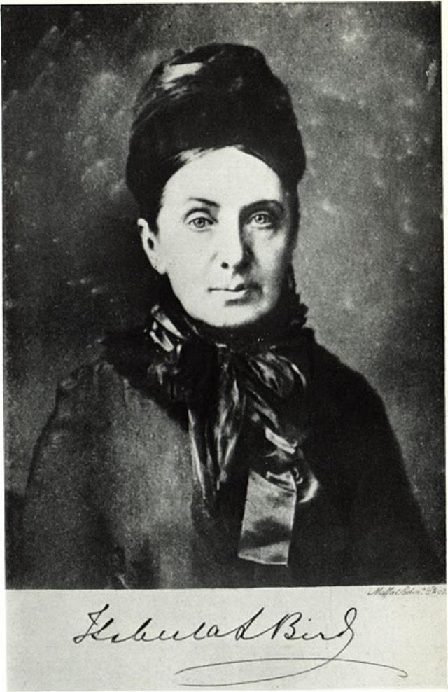 Isabella Bird.