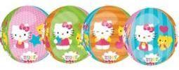"16"" Hello Kitty Orbz - Pkg Foil Balloon"