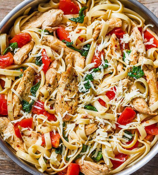50+ HEALTHY CHICKEN RECIPES YOU NEED TO TRY TONIGHT!