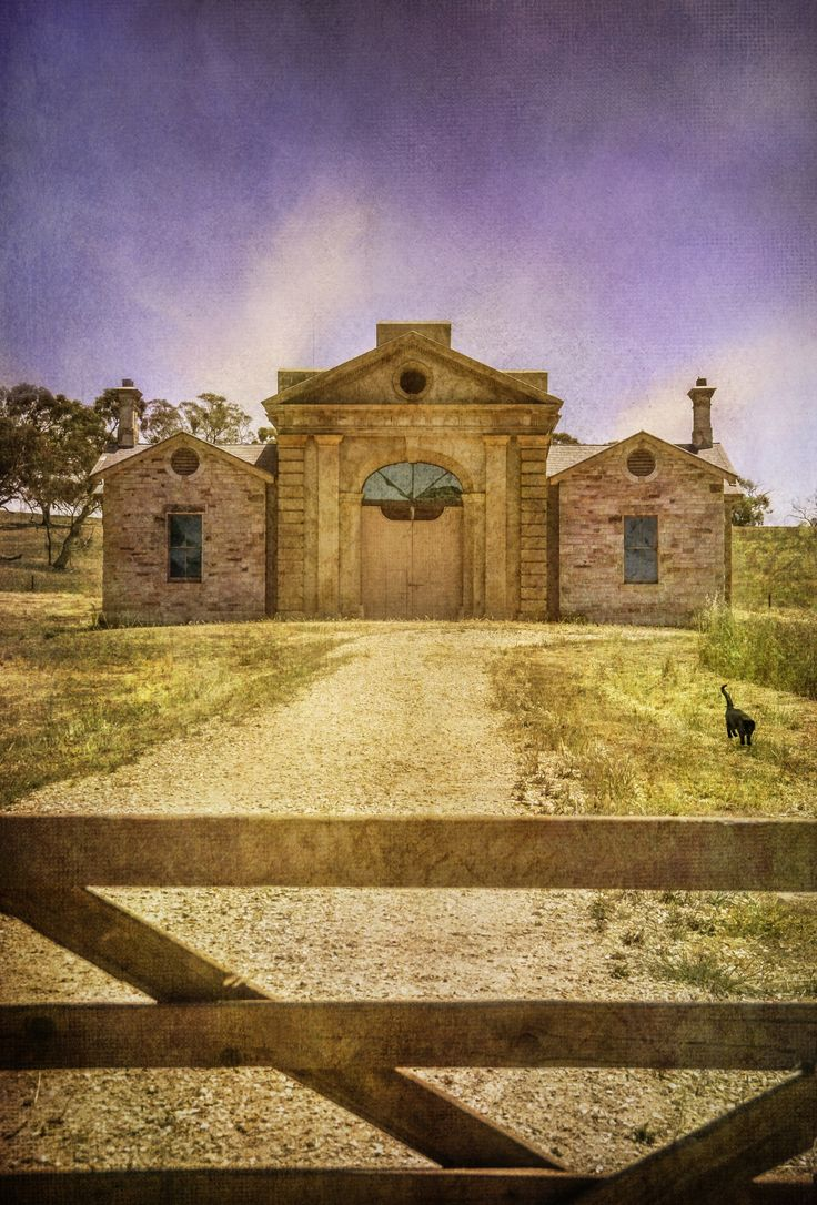 Farmhouse Clare Valley, Australia by Justine King on 500px