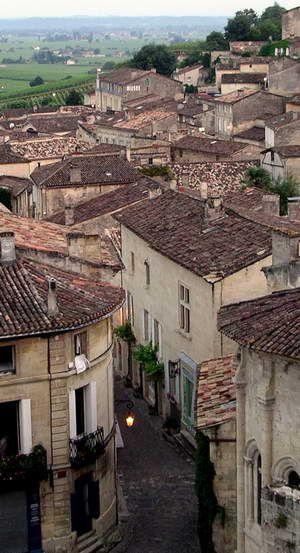 St. Emilion -- Aquitaine. My favorite place in France