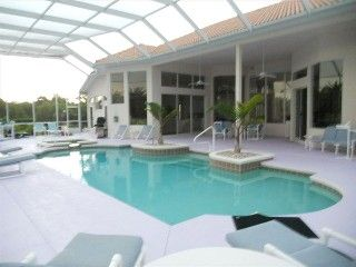 Pool and Jacuzzi Home-Vacation Rental in New Smyrna Beach from @homeaway! #vacation #rental #travel #homeaway
